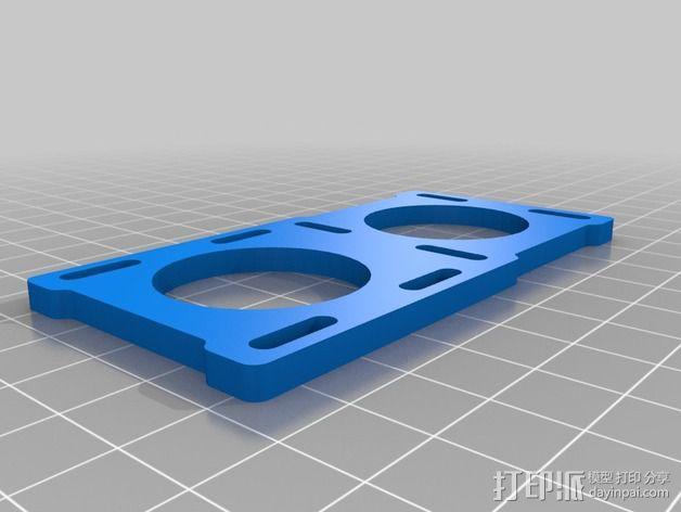 通用摄像头平衡夹套 3D模型  图7