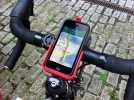 Iphone 5 自行车固定夹 3D模型 图1