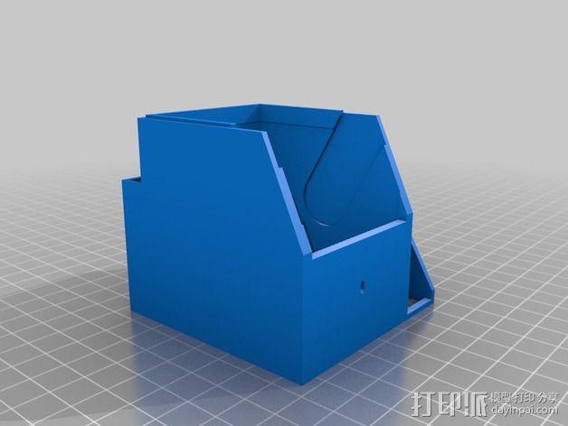堆叠焊接站 3D模型  图2