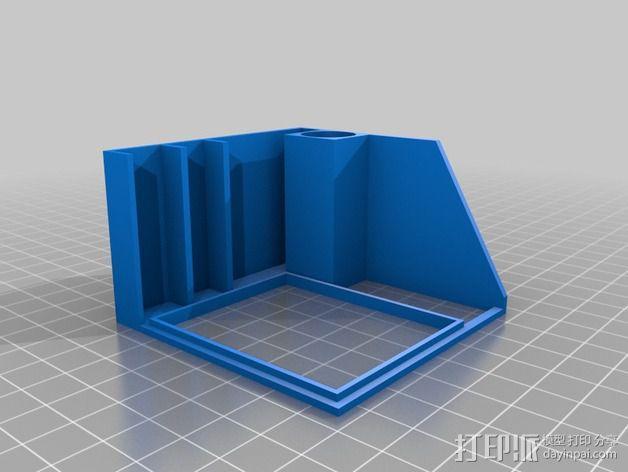 堆叠焊接站 3D模型  图4
