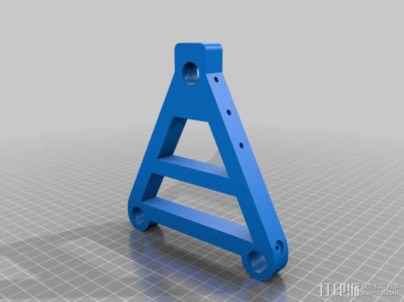 PCB 固定槽 Workbench 3D模型  图4
