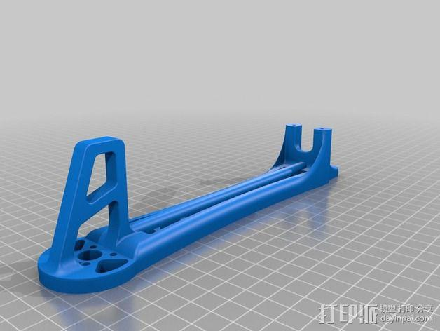 Spyda 500 六轴飞行器 3D模型  图5