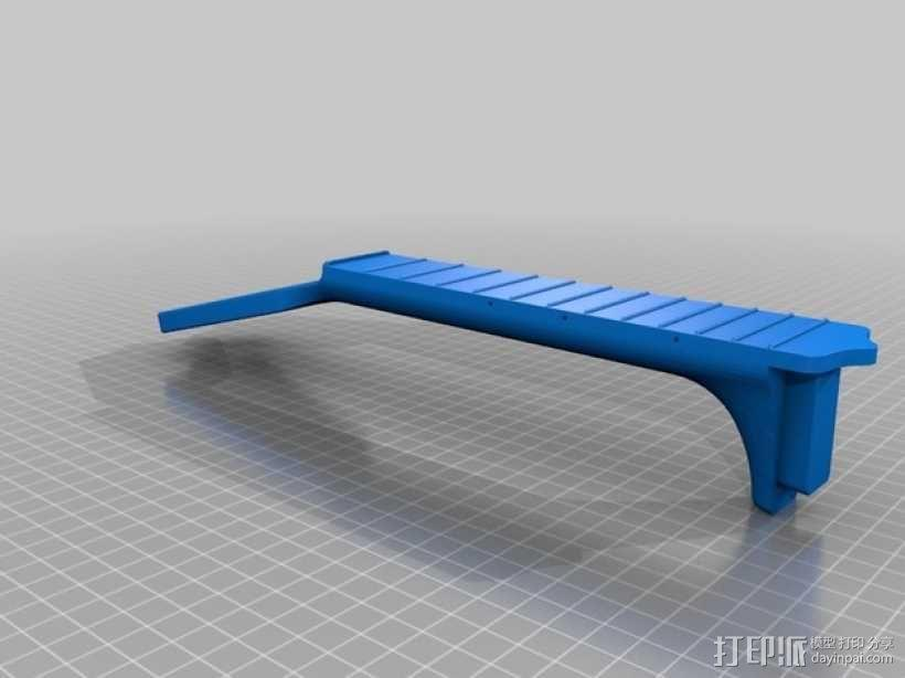 小清新必备——高音尤克里里 3D模型  图10