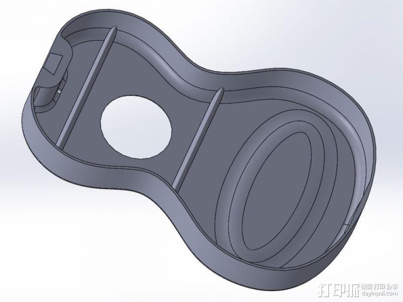 小清新必备——高音尤克里里 3D模型  图15