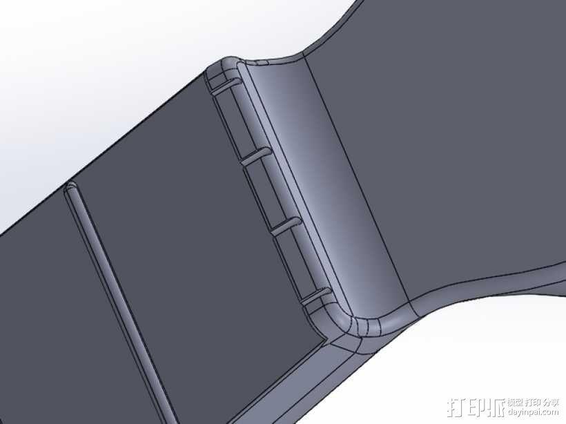小清新必备——高音尤克里里 3D模型  图17