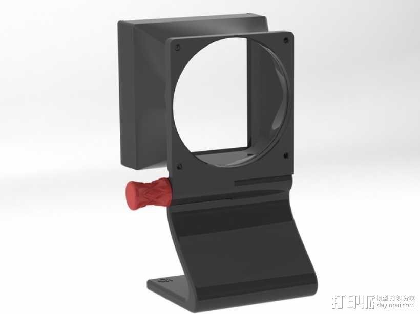 可焊接油烟机 3D模型  图3