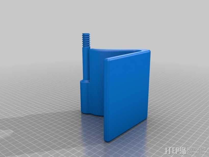 可焊接油烟机 3D模型  图6