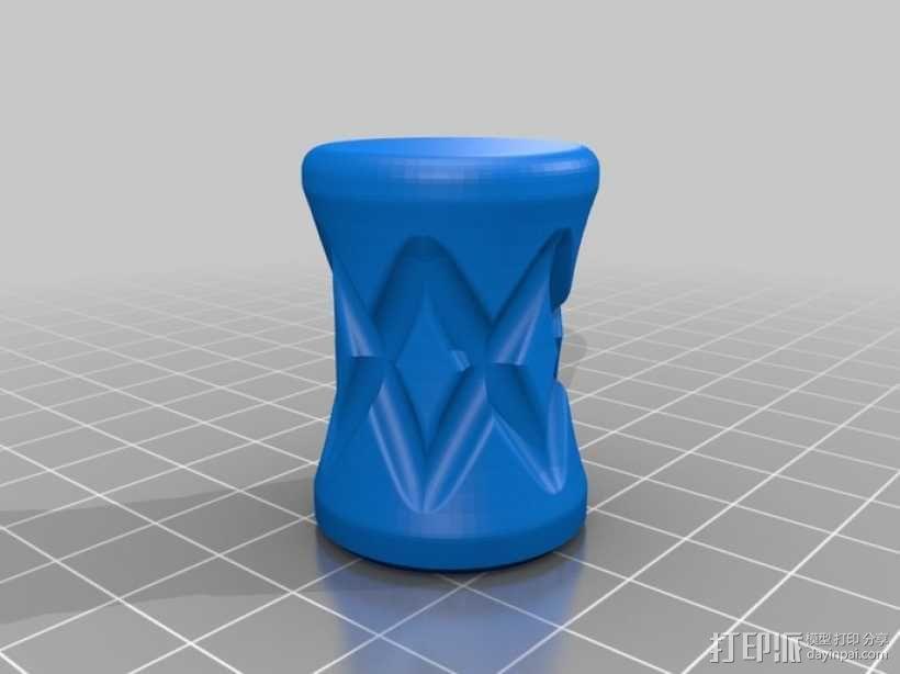 可焊接油烟机 3D模型  图7