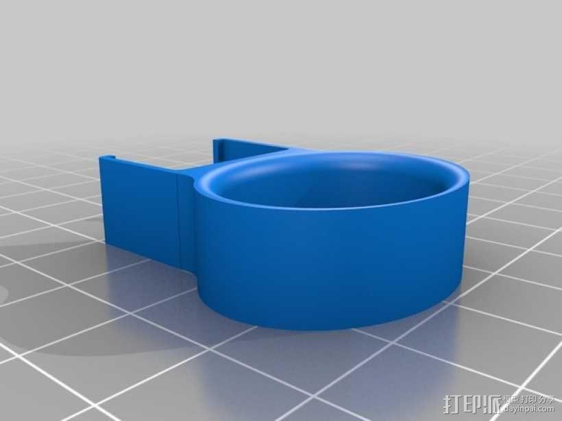 键盘按键扣除器 3D模型  图2