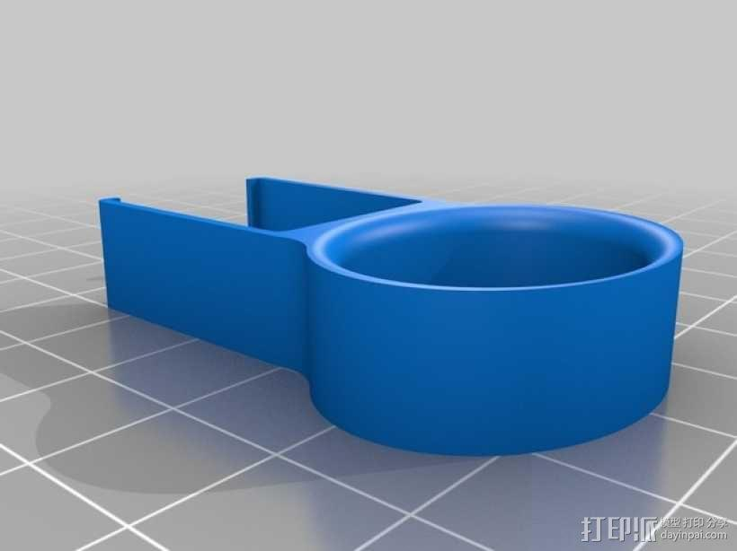 键盘按键扣除器 3D模型  图3