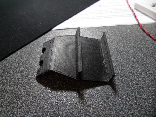 Oculus Rift DK2 固定适配器 3D模型  图4