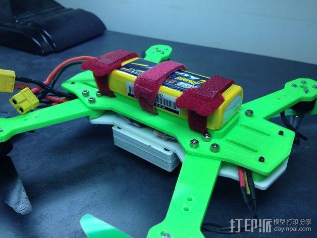 迷你 LiMbO H 四轴飞行器 3D模型  图11