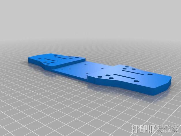 迷你 LiMbO H 四轴飞行器 3D模型  图15