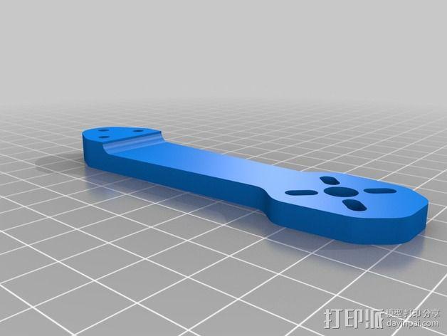迷你 LiMbO H 四轴飞行器 3D模型  图19