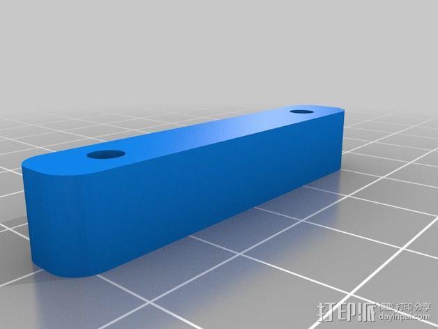 迷你 LiMbO H 四轴飞行器 3D模型  图27