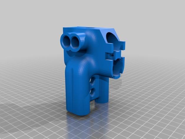 全尺寸喇叭 3D模型  图18