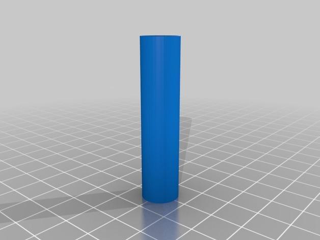 全尺寸喇叭 3D模型  图31