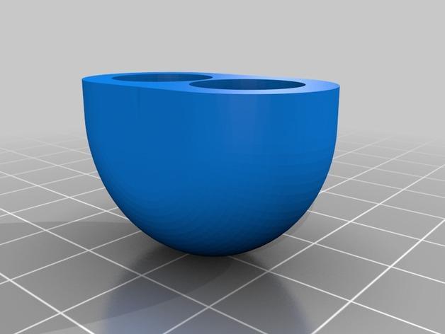 全尺寸喇叭 3D模型  图34