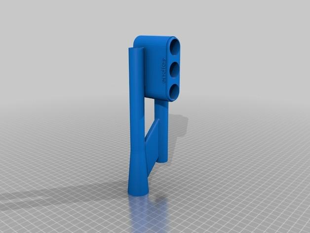 全尺寸喇叭 3D模型  图35