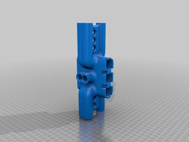 全尺寸喇叭 3D模型  图36