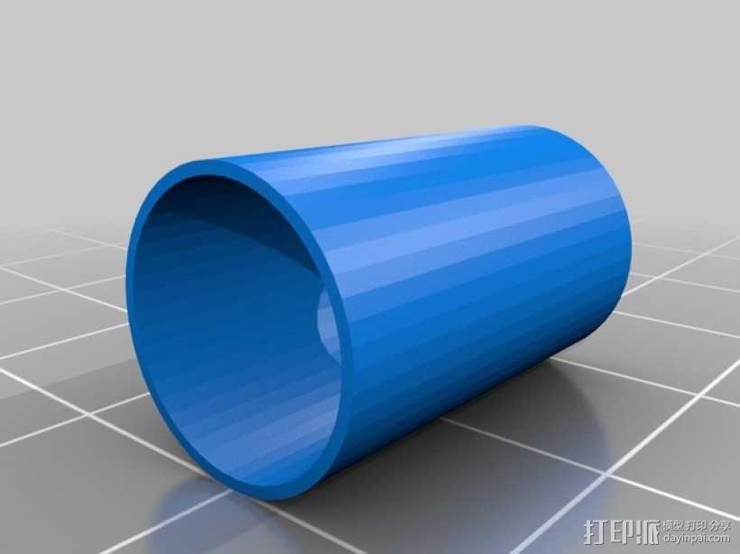 全尺寸喇叭 3D模型  图43