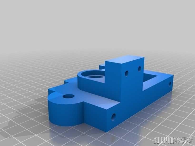 可移动数控机床 3D模型  图10