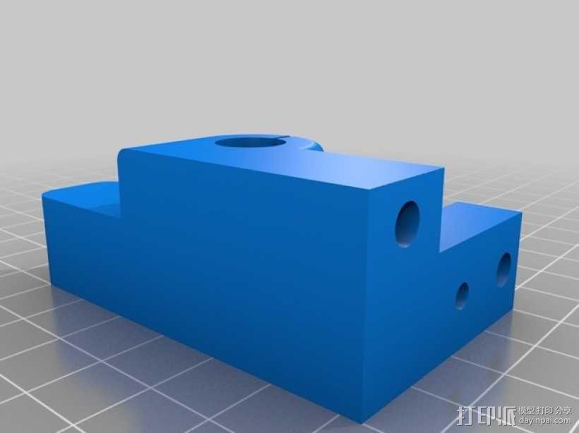 可移动数控机床 3D模型  图14