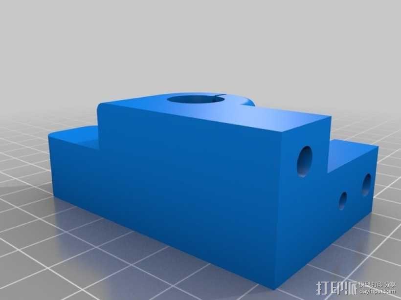 可移动数控机床 3D模型  图15