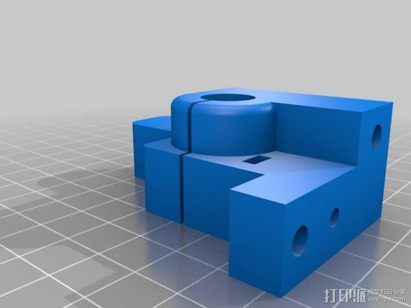 可移动数控机床 3D模型  图16