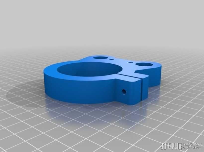 可移动数控机床 3D模型  图19