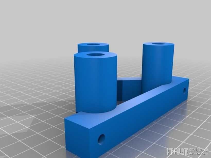 可移动数控机床 3D模型  图18