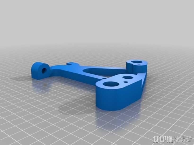 可移动数控机床 3D模型  图22