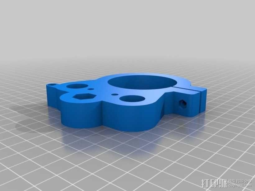 可移动数控机床 3D模型  图24