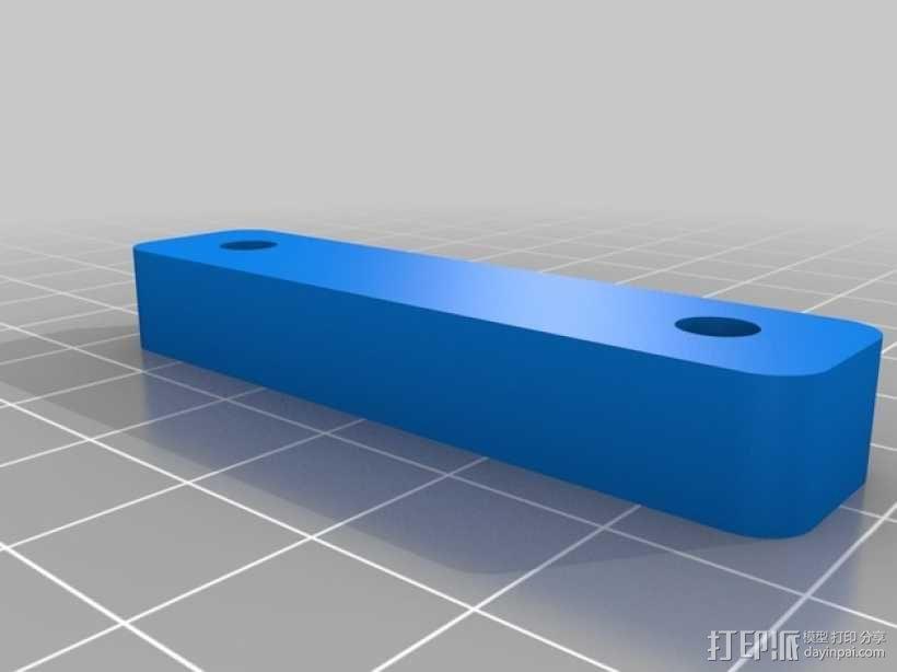 可移动数控机床 3D模型  图25