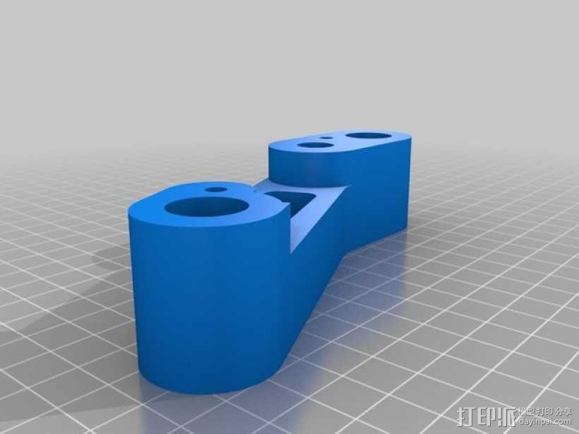 可移动数控机床 3D模型  图26