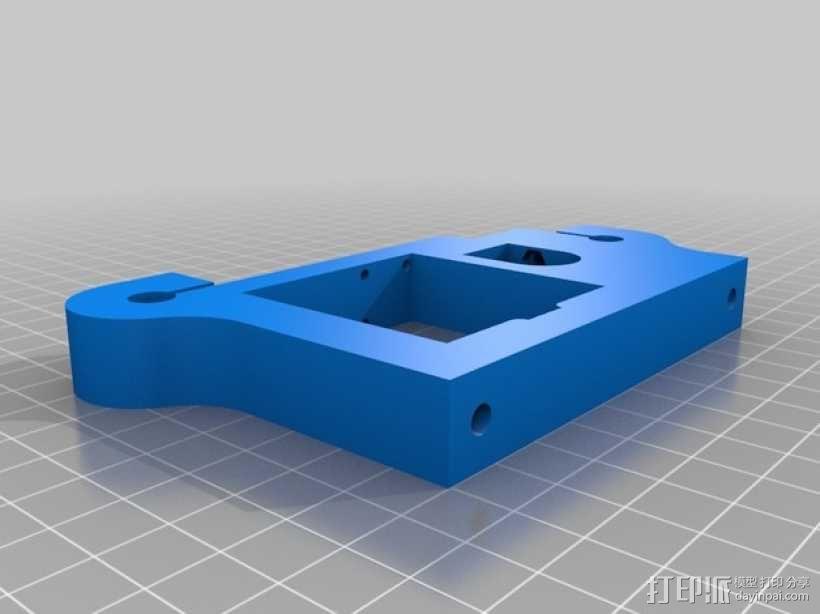 可移动数控机床 3D模型  图29