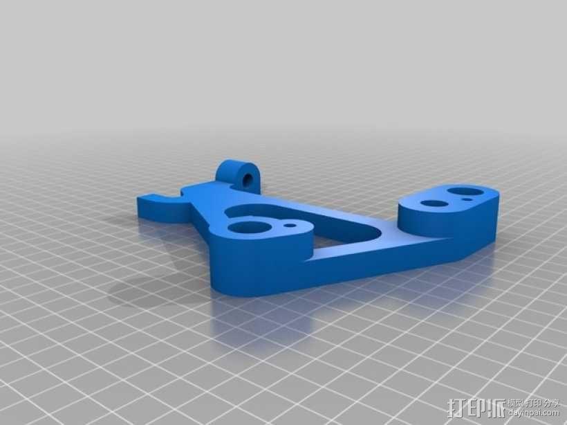 可移动数控机床 3D模型  图28