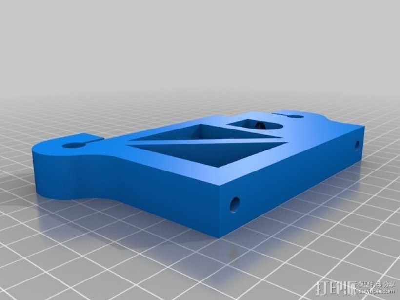 可移动数控机床 3D模型  图33