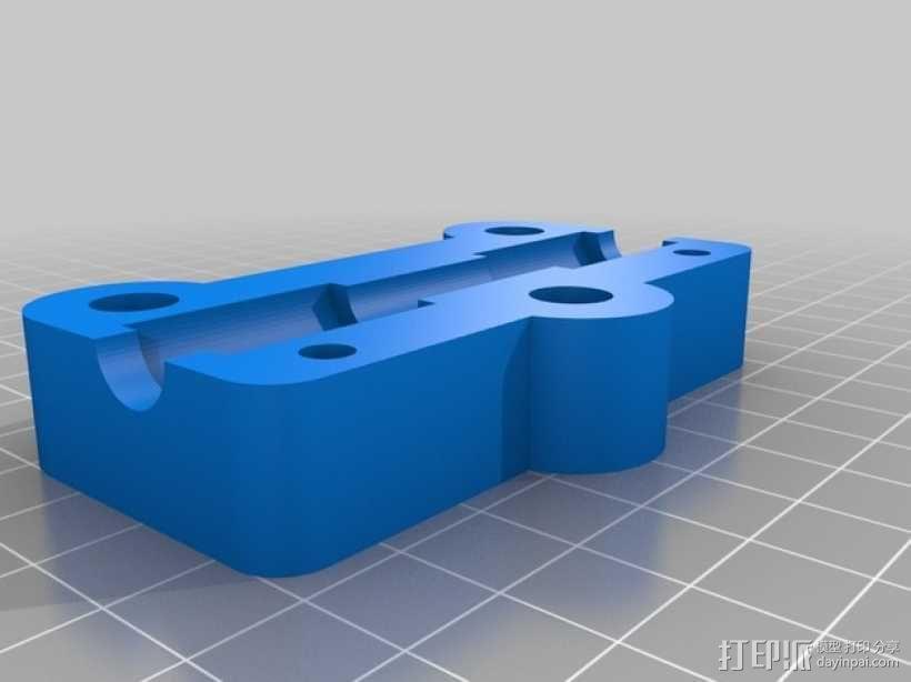 可移动数控机床 3D模型  图32