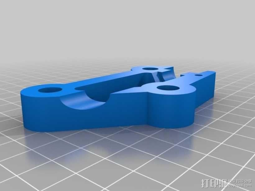 可移动数控机床 3D模型  图34