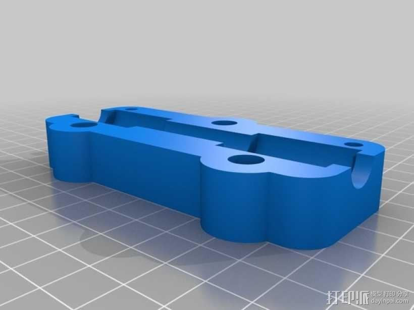 可移动数控机床 3D模型  图35
