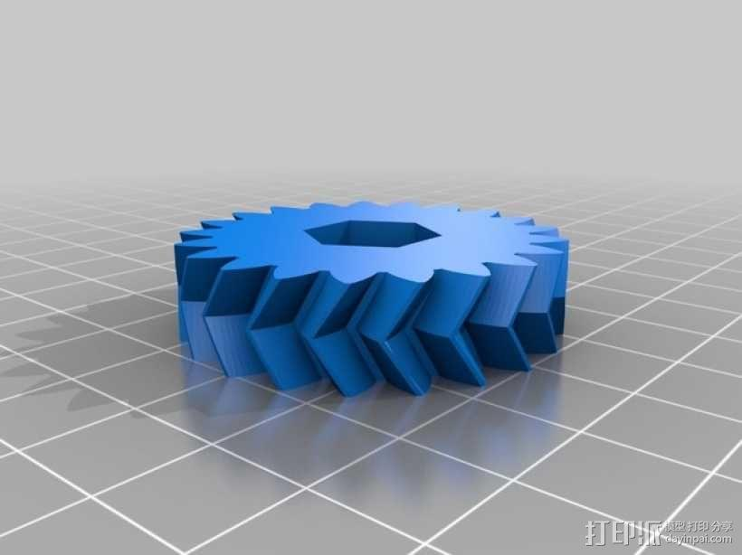可移动数控机床 3D模型  图37