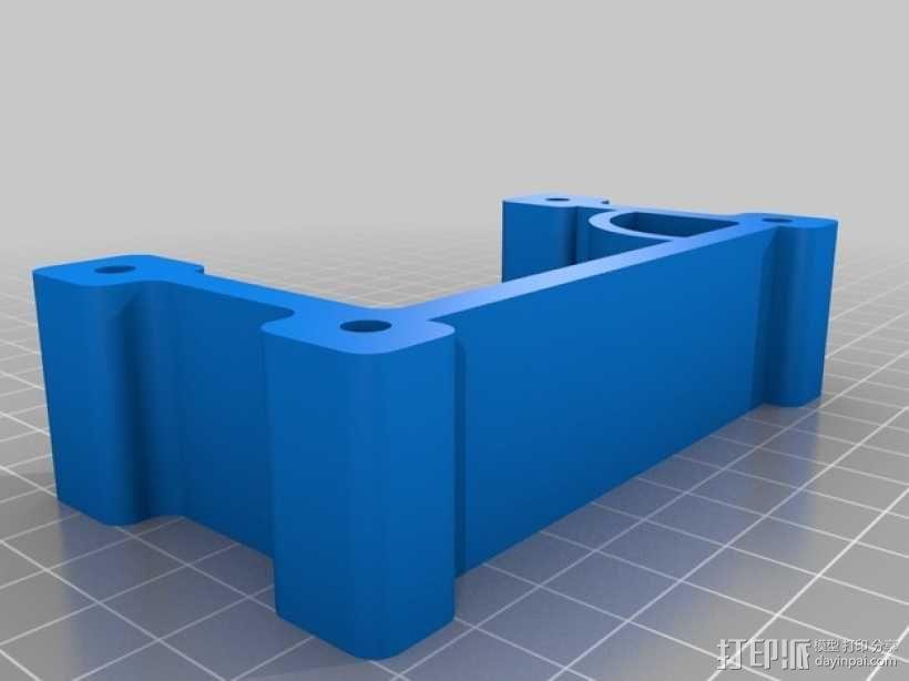 可移动数控机床 3D模型  图36