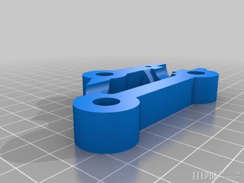 可移动数控机床 3D模型  图40