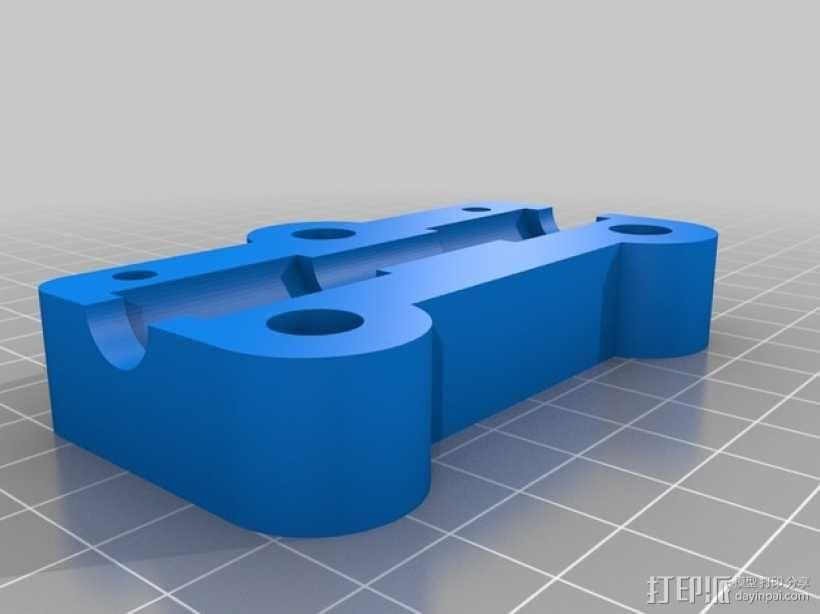 可移动数控机床 3D模型  图43