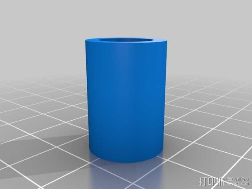 可移动数控机床 3D模型  图41