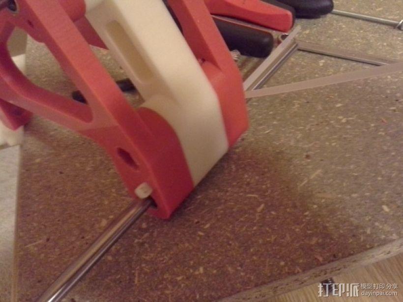 可移动数控机床 3D模型  图47