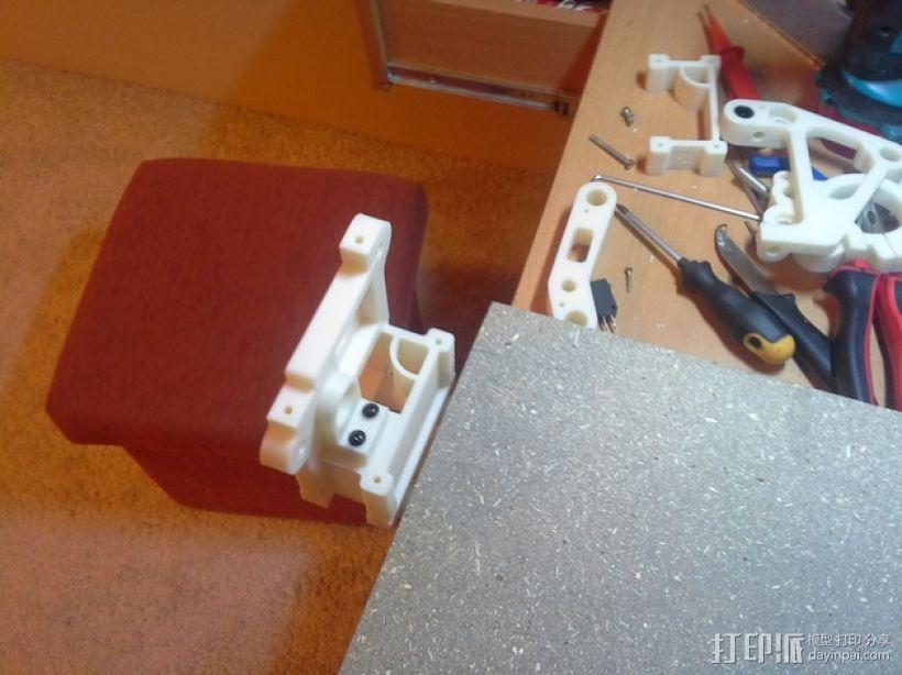 可移动数控机床 3D模型  图49
