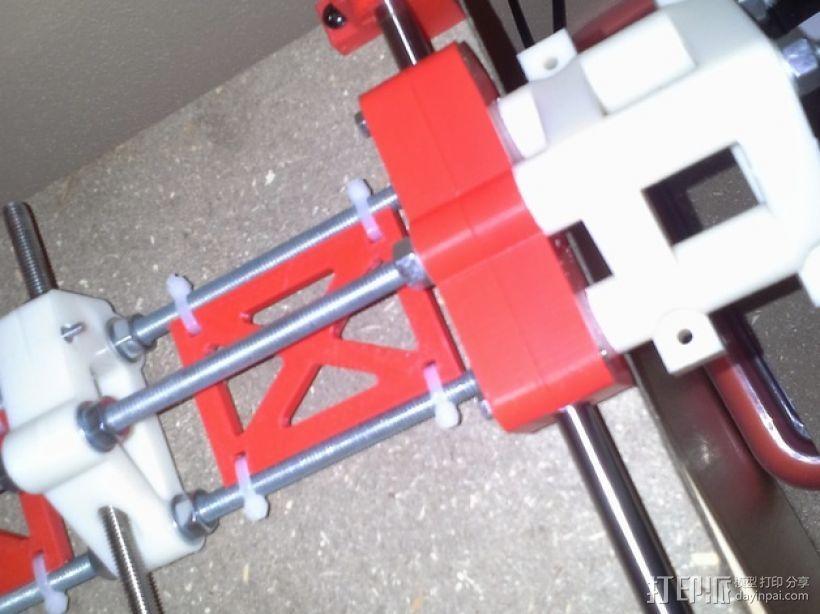 可移动数控机床 3D模型  图50