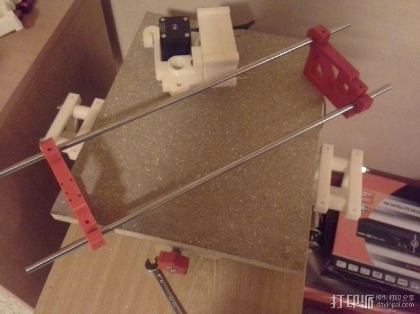 可移动数控机床 3D模型  图48